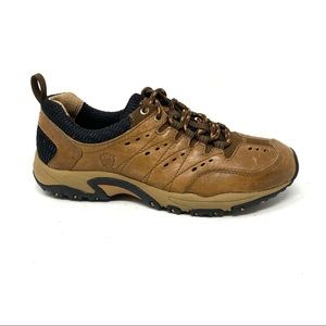 Ariat Ridge Lace up Timber leather sneaker
